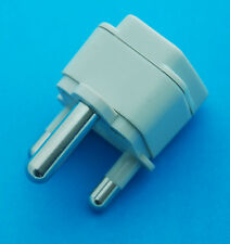 Australia UK to South Africa Type M Travel AC Power Plug Adaptor Universal New