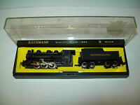 BACHMANN 0-6-0 USRA SWITCHER PENNSYLVANIA TRAIN #4801 & TENDER  N SCALE