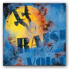 ART PRINT Raise Your Voice Rodney White 36x36