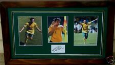 TIM CAHILL signed Collage (SOCCEROOS)