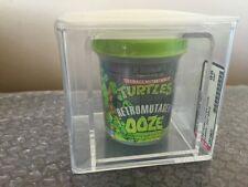 Vintage 1989 Teenage Mutant Ninja Turtles GREEN OOZE  AFA 85 TMNT Playmates WOW!