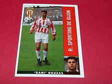DANI BOUZAS R. SPORTING GIJON PANINI LIGA 95-96 ESPANA 1995-1996 FOOTBALL
