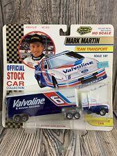 1992 Mark Martin #6 1:87 Team Transporter - Valvoline Roush Racing NASCAR