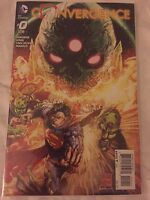 Convergence #0 (2015) DC Comics