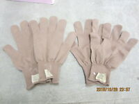 2 Pair  Glove Inserts Liner Mittens Military Army USMC Marine Corps Medium Large
