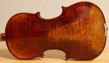 old violin 4/4 geige viola cello fiddle label FAROTTO CELESTINO 1080