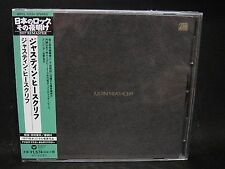 JUSTIN HEATHCLIFF ST JAPAN CD Osamu Kitajima The Launchers