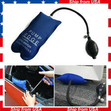 Car Door Window Open Air Bag Pump Wedge Entry Inflatable Clamp Shim Hand Tool US