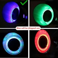 Blue Exhaust Tail Pipe Heated LED Light Strip Modification Firing for Motorcycle