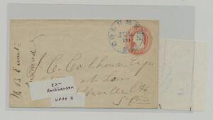 US - Used Postal Stationery Lot # 84