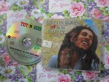 Bob Marley And The Wailers ‎– Keep On Moving Island Records TGXCD 4 CD Single