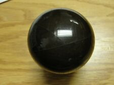 Jaguar S-type 2000-08 Gearshift Knob in Shiny Dark Brown
