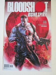 NYCC 2018 Bloodshot Rising Spirit / Livewire 2018 preview MOVIE Vin Diesel