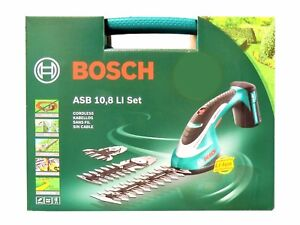Bosch Akku-Strauch- und Grassscheren-Set ASB 10,8 LI