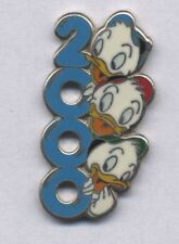 Pin's Mickey Mouse Riri Fifi Loulou an 2000, Disney