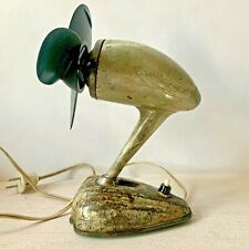 VINTAGE AS Fan Streamline Mid Century 1950s  Atomic Home Decor Collectible