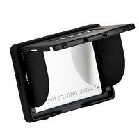 "Delkin 3.0"" Digital Camera Pop-Up LCD Screen Sun Shade Hood & Protector - Black"