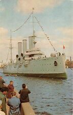 BC43047 Ship Bateaux Guerre Aurora  leningrad russia