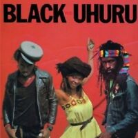 "BLACK UHURU ""RED"" CD NEU"