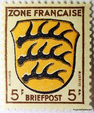 BLAZON ZONE FRANCAISE D'OCCUPATION EN ALLEMAGNE NEUF 426A35