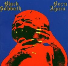 BLACK SABBATH - BORN AGAIN (JEWEL CASE CD)  CD NEU