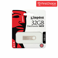Kingston 32GB DataTraveler SE9 USB 2.0 Flash Pen Drive