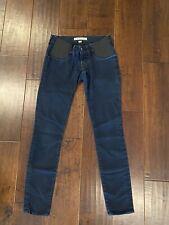 Jbrand Maternity Straight Leg Jeans- Mama J- Size 24