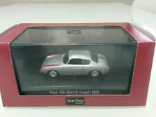 FIAT 750 ABARTH COUPE 1956 - GRIGIA - SCALA 1/43 - STARLINE