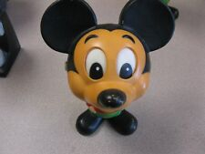 Vintage Mickey Mouse Talking Doll Pull String Mattel Walt Disney 1976
