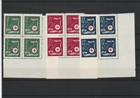 Croatia Red Cross  Mint Never Hinged Stamps Blocks ref R 18353