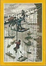 NATIONAL GEOGRAPHIC May 1983 ~ Brooklyn Bridge / Ethiopia / Tasmania