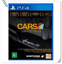 PS4 Project CARS Complete Edition SONY PlayStation Racing Games Bandai Namco