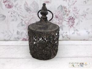 Decor Lantern Tealight Table Decoration Shabby Rustic