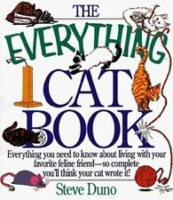 The Everything Cat Book  --->CHEAP USA SHIPPING --->NEW