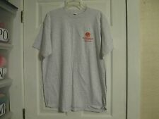 t-shirt gray we have a special touch american printing house for the blind louis