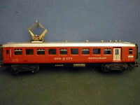 Märklin H0 4035, SBB / CFF Railroad Dining Car with Pantograph,  never used