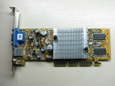 ASUS V8170 Magic nVidia GeForce 4 MX 420 AGP 64MB VGA/TV-Out TEST OK!