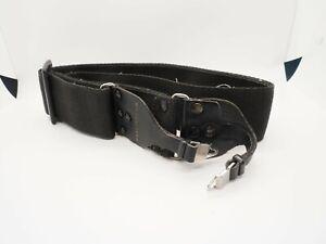 HASSELBLAD WIDE BLACK NECK STRAP FOR V SERIES 500 C CM ETC  *I28