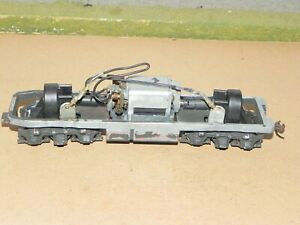 Athearn or Globe HO Early Powered F7 Diesel Locomotive Chassis Motor Runs #3