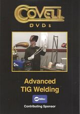 ADVANCED TIG WELDING DVD Covell Metalshaping Auto Body Sheet Metal Fabrication