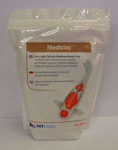 NT LABS KOI CARE Mediclay 1.5kg Water Purifier Clay For Pond Fish Koi