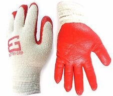 240 Pair Better Grip Premium Double Dipped Latex Coated Work Gloves