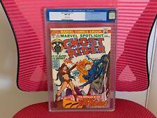 Marvel Spotlight #11 CGC 9.4 Ghost Rider