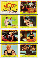 MARILYN MONROE In SOME LIKE IT HOT Complete Set Of 8 Indiv 11x14 LC Prints 1959