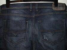 Diesel tepphar slim-carrot fit jeans wash 0RM31 W34 L32 (a2665)