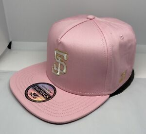 San Juan SJ 21 Roberto Clemente Puerto Rico 5 Panel SnapBack Hat