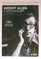 WOODY ALLEN A DOCUMENTARY - RARE ORIGINAL DOCUMENTARY LARGE FRENCH MOVIE POSTER