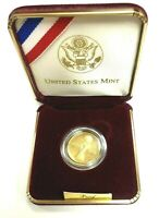 1994-W World Cup $5 Gold Five Dollar Proof Commemorative