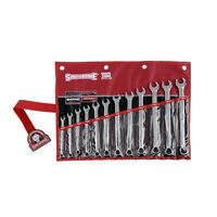 Sidchrome 12 Piece Combination Spanner Set