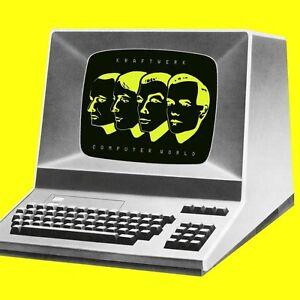 Kraftwerk - Computer World (Rimasterizzato) - Vinile LP Nuovo e Sigillato